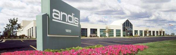 Andis headquarters Racine Wisconsin